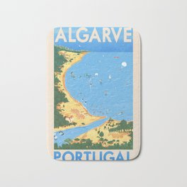 Travel Posters - Algarve Bath Mat