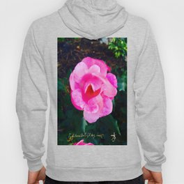 Pink Roses Don't Get Any Love - Pink Rose Hoody