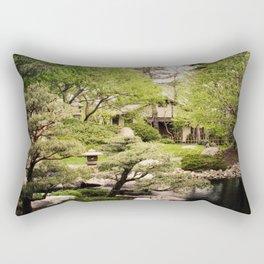 A Place of Peace Rectangular Pillow