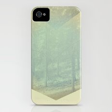 Chevron Forest Slim Case iPhone (4, 4s)