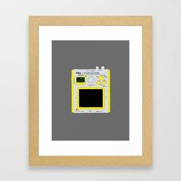 Korg Kaossilator Framed Art Print