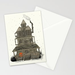 Friendly House Stationery Cards