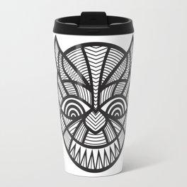 The Devil may care Travel Mug