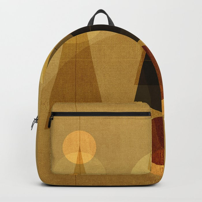 Geometric/Abstract 5 Backpack