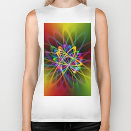 Abstract perfection - 102 Biker Tank