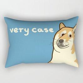 Doge Rectangular Pillow