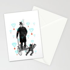 Lutte des Classes Stationery Cards