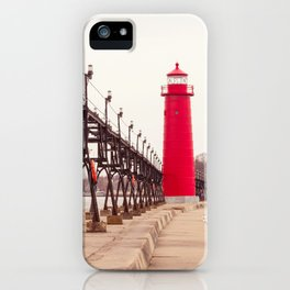 Grand Haven iPhone Case