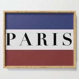 paris Serving Tray