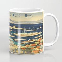 Vintage poster - Grece Coffee Mug