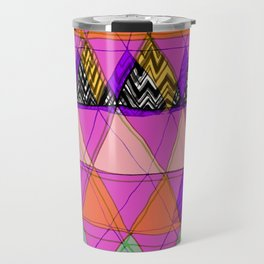 Triangle  Travel Mug