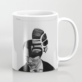 Hannibal Lecter Phrenology Coffee Mug