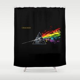 Prism Break! Shower Curtain