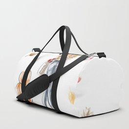 Fall Stroll Duffle Bag