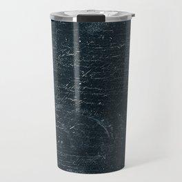Wooden Dark Travel Mug