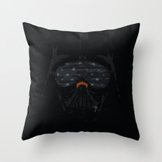 Snore no more Throw Pillow