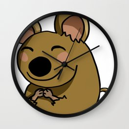 Dr. Fleen the Wise Wall Clock