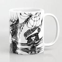 renaissance Mugs featuring Renaissance by ioannart