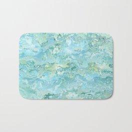 Texture nature garmonia sea 7 Bath Mat