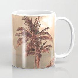 Retro Palm Tree Coffee Mug