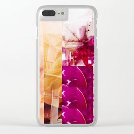 NOLA, No. 33 Clear iPhone Case