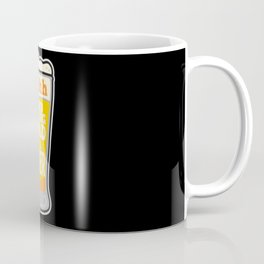 Shhh And Bring Dad A Beer - Funny Beer and Father's Day Gift Coffee Mug