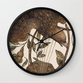 Cosmos - Lyra Wall Clock