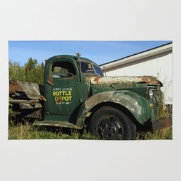 Bottle Depot Truck 2 Rug