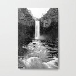 Taughannock Falls Metal Print