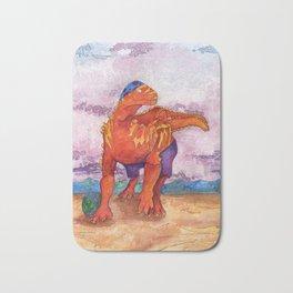 Beach Ball Dinosaur - Barney Bath Mat