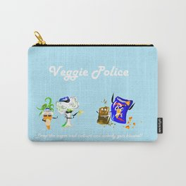 Veggie Police pt.2 Carry-All Pouch