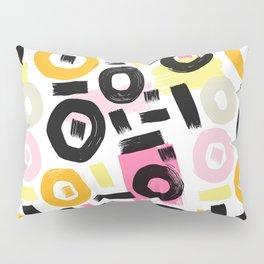 Perception Abstract 002 Pillow Sham
