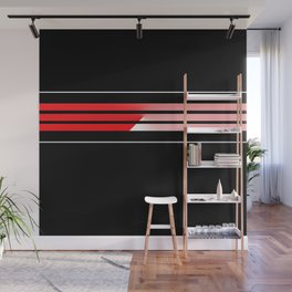 Team Colors....Red Wall Mural