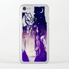 Leanan Sidhe Clear iPhone Case