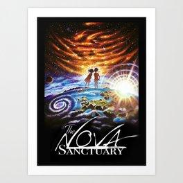 nova sanctuary Art Print