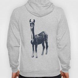 Llama Art Hoody