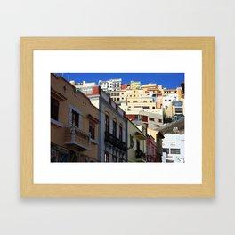 La Gomera 1.2 Framed Art Print