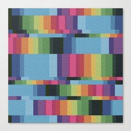 Colorize Canvas Print