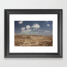 The Sands of Time Framed Art Print