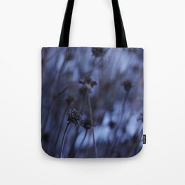 Colder days on the way Tote Bag
