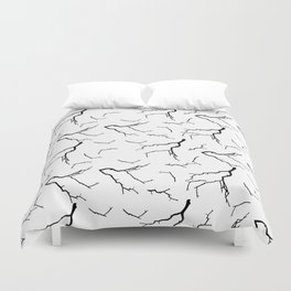 Branches in the day Duvet Cover
