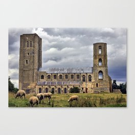 Wymondham Abbey Canvas Print