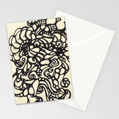 Collision Stationery Cards