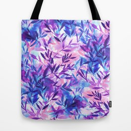 Changes Purple Tote Bag