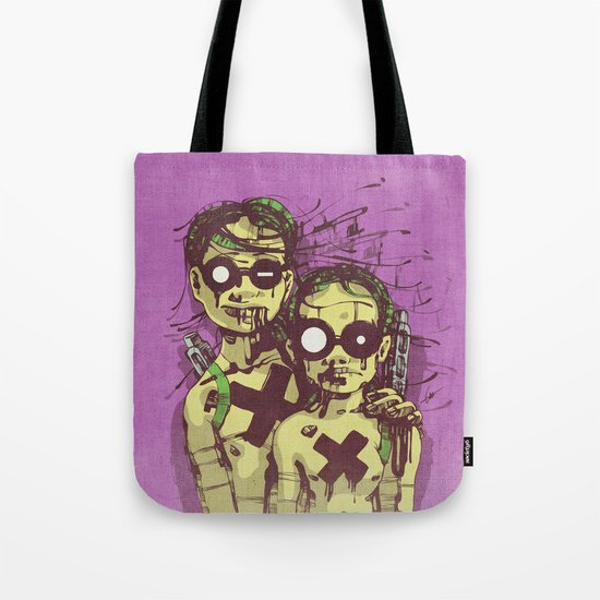 Happiness II Tote Bag
