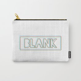Blank Carry-All Pouch