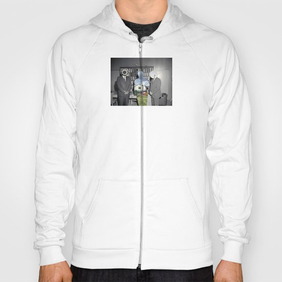 The Project 1 Collage Hoody