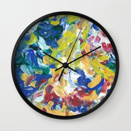 Charlemagne Wall Clock