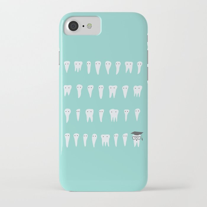 wisdom tooth iphone case