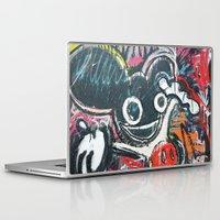 deadmau5 Laptop & iPad Skins featuring Mickey Mau5 by Matt Pecson